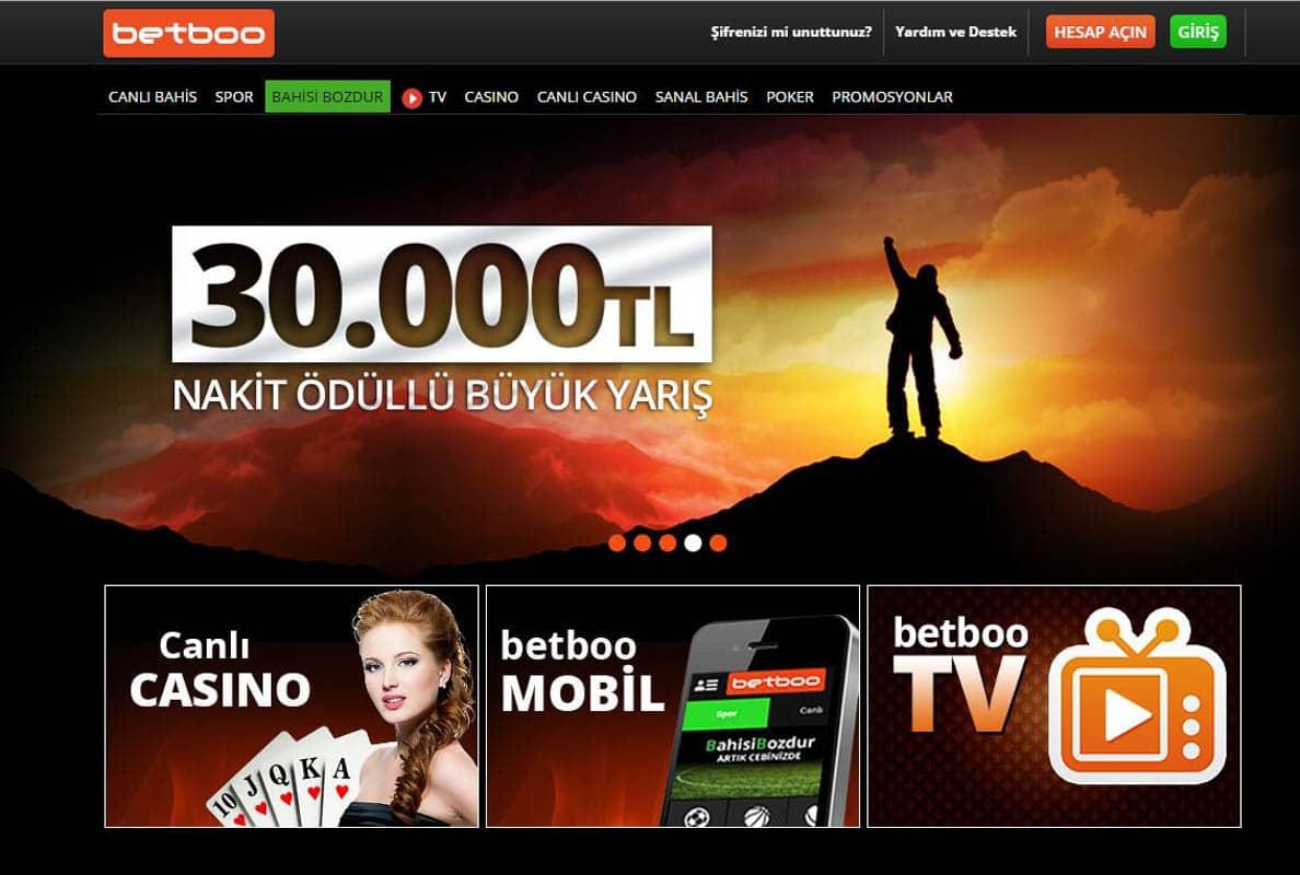 Betboo Canlı Casino Oyunları