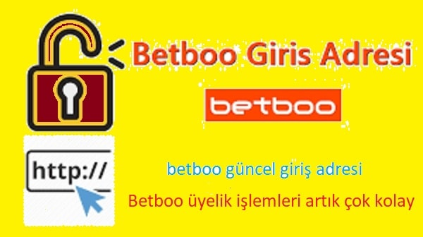 Betboo üyelik işlemleri nedir